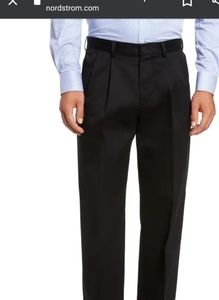 Classic' Smartcare™ Relaxed Fit Double Pleated